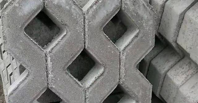 双八植草砖(400x400x80)